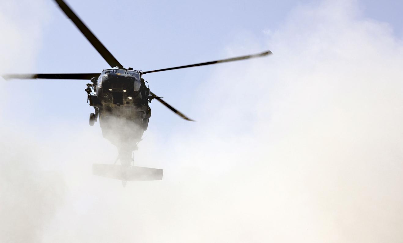 Blackhawk Landing